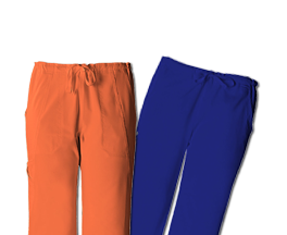 solid color scrub bottoms
