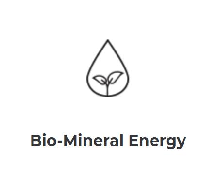 Barco Scrubs bio mineral energy logo
